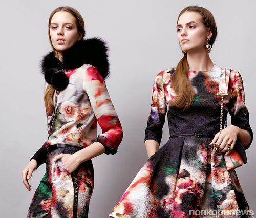 Новая коллекция Elie Saab Pre-Fall 2015