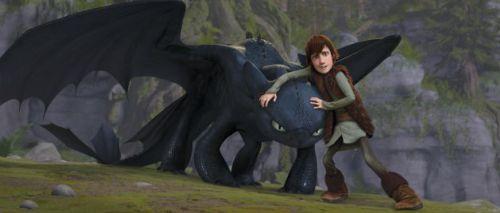 """Трейлер фильма """"Как приручить дракона"""""""