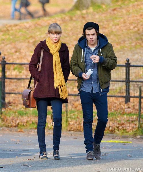 Тейлор Свифт и Гарри Стайлс снова вместе?