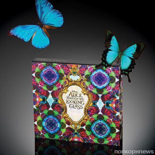 Urban Decay и Disney выпускают коллекцию косметики по мотивам фильма «Алиса в Зазеркалье»