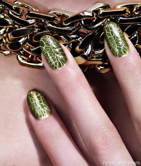 Новая коллекция декоративной косметики Golden Jungle от Dior. Осень 2012