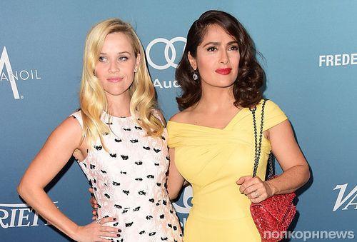 Фото: звезды на красной дорожке Variety's Power of Women
