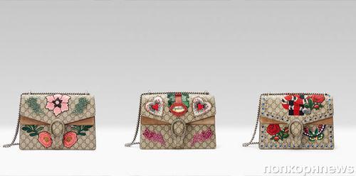 Gucci представили мини-коллекцию сумок в честь крупнейших городов мира