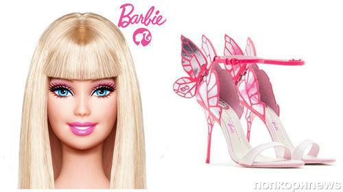 София Вебстер выпускает коллекцию обуви в стиле Барби