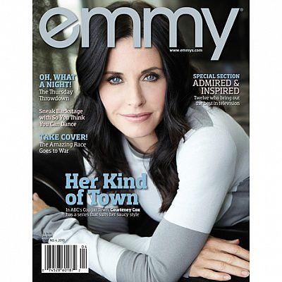 ������ ���� � ������� Emmy