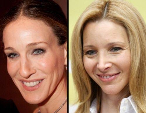 Что Сара Джессика Паркер, Лиза Кудроу и Сьюзан Сарандон делают вместе?
