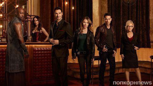 Том Эллис и другие звезды «Люцифера» снялись в видео анонсе съемок 4 сезона