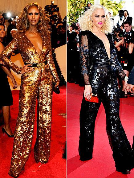 Fashion Battle: Иман и Гвен Стефани
