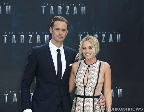 Премьера фильма «Тарзан. Легенда» в Лондоне