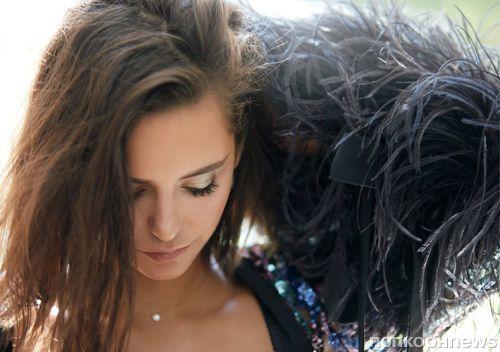 Нина Добрев снялась в фотосессии для Ocean Drive