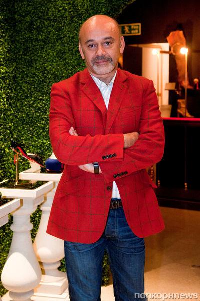 Кристиан Лубутен запускает линию декоративной косметики