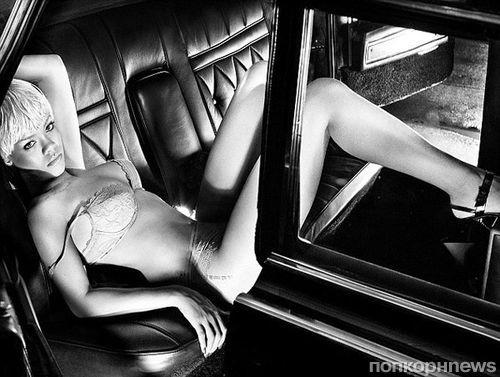 Рекламная кампания Рианны признана самой сексуальной в 2011 году