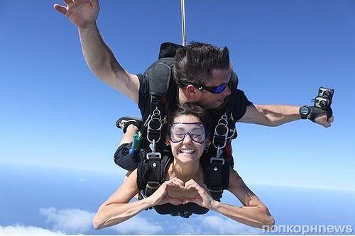 Фото: Нина Добрев наслаждается отдыхом на Гавайских островах