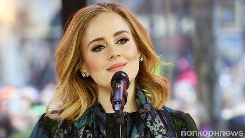 Адель отказалась от гастролей на ближайшие 10 лет ради ребенка