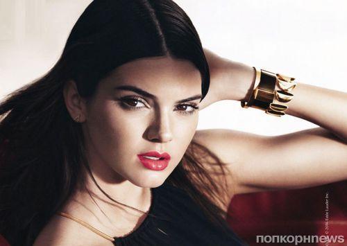 Кендалл Дженнер снялась в рекламе косметики Estee Lauder
