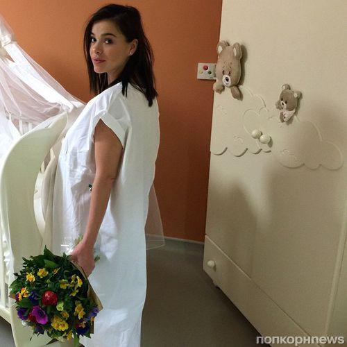 Елена Темникова назвала новорожденную дочь Александрой