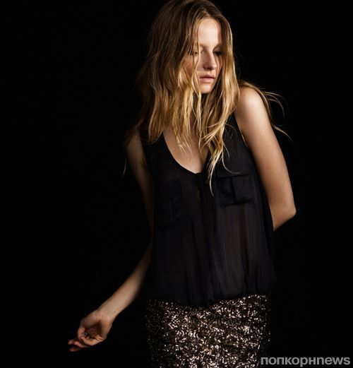 Новый каталог Zara TRF Evening 2011