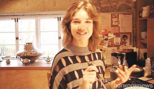 Наталья Водянова накормит блинами жителей Лондона