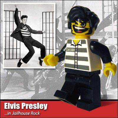 Самые лучшие знаменитые Lego