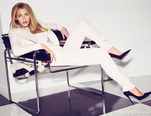 ����� ������ � ������� Marie Claire. �������� 2014
