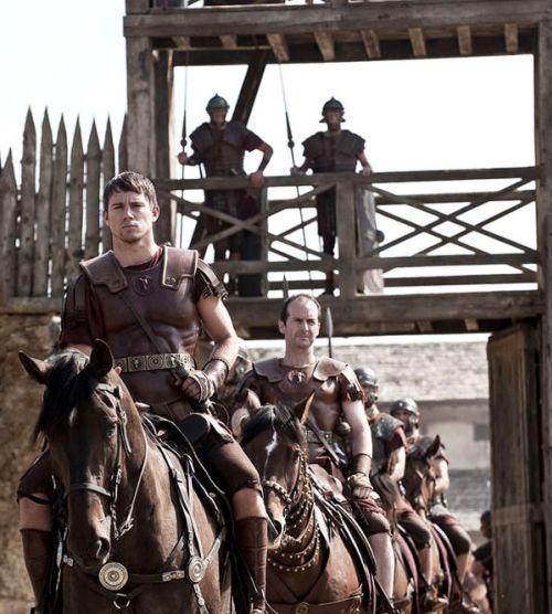 """Первые фото из нового фильма с Ченнингом Тэйтумом """"Орел девятого легиона"""""""