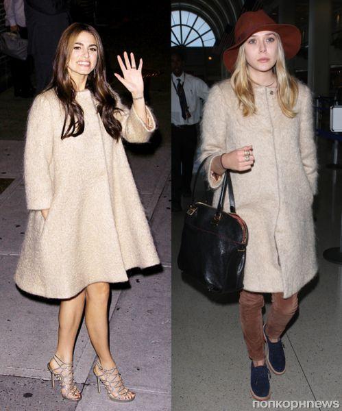 Fashion battle: Никки Рид и Элизабет Олсен
