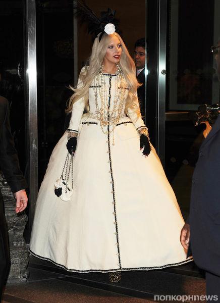 Открытие мастерской Lady GaGa в Нью-Йорке