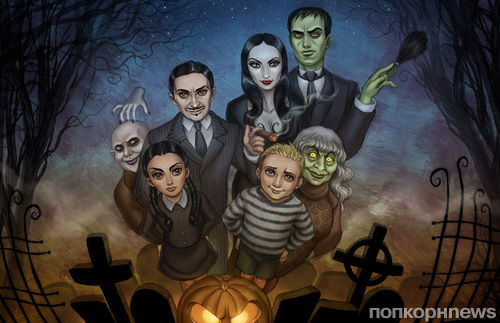 MGM готовит анимационную версию «Семейки Аддамс»