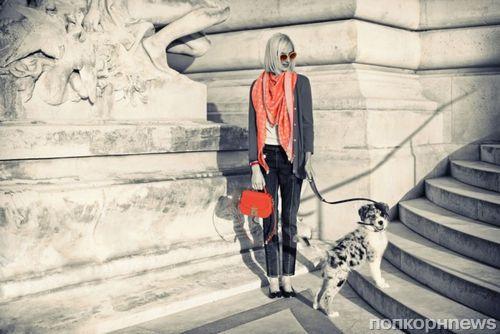 Рекламная кампания новой коллекции сумок Louis Vuitton Epi Is Magic