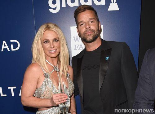Бритни Спирс, Рики Мартин и другие звезды на церемонии вручения наград GLAAD Media Awards 2018