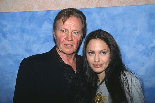 Джон Войт и Анджелина Джоли помирились