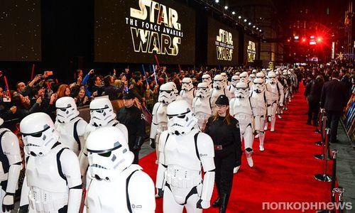 Фото: грандиозная премьера «Звездные войны: Пробуждение силы» в Лондоне