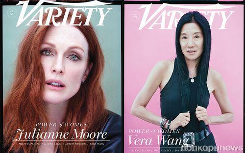 Джулианна Мур, Вера Вонг и другие влиятельные женщины на обложке журнала Variety