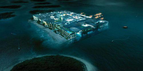 Карл Лагерфельд построит свой отель в Дубаи