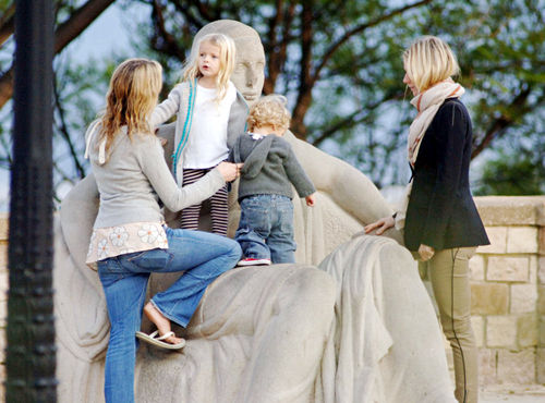 Гвинет Пэлтроу: мои дети самостоятельные