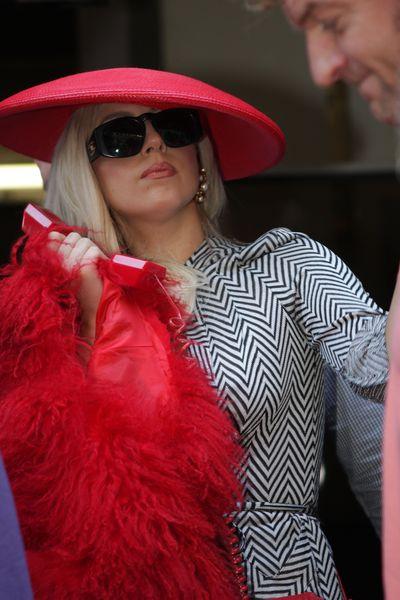 Lady Gaga откроет свой ресторан