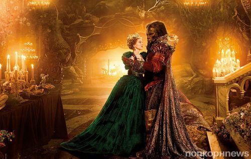 """Второй дублированный трейлер и постеры фильма """"Красавица и чудовище"""""""