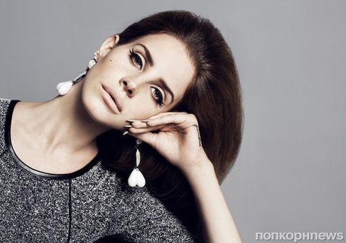 Лана Дель Рей в рекламной кампании H&M. Осень / зима 2012-2013