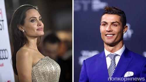 Анджелина Джоли и Криштиану Роналду снимутся в турецком сериале