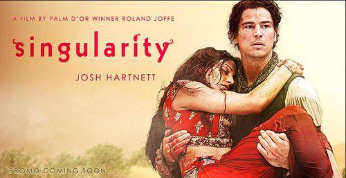Первый взгляд на фильм с Джошем Хартнеттом «Singularity»