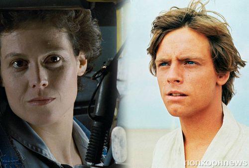 Люк Скайуокер – девушка, а Эллен Рипли – мужик: 10 героев кино, которые изначально были другого пола