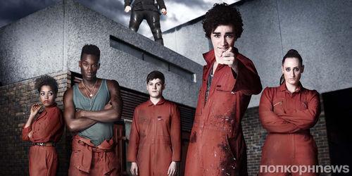 Британский сериал «Плохие» (Misfits) получит американский ремейк