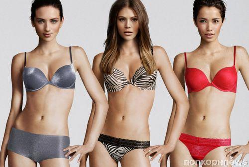 В каталогах H&M снимаются манекены
