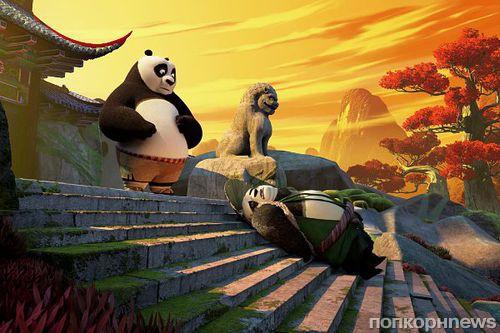 Новый трейлер «Кунг-фу Панды 3» - пародия на «Звездные войны»