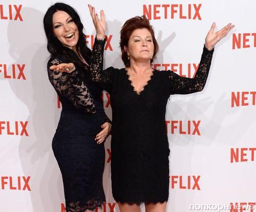 Звезды на вечеринке Netflix в Берлине