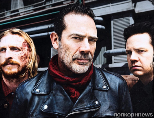 Создатели «Ходячих мертвецов» показали новые кадры 8 сезона