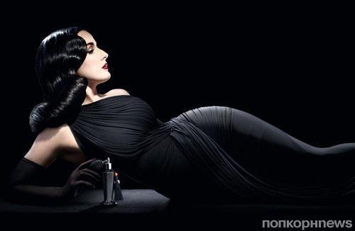 Дита фон Тиз в новой рекламной кампании своего аромата Dita Von Teese