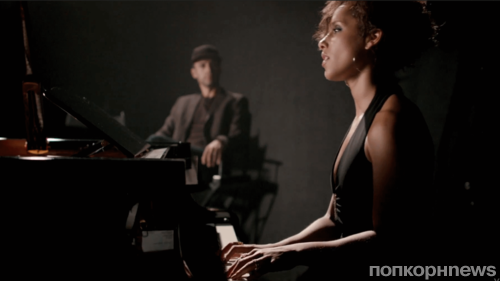 Новый клип Алиши Кис -  Brand New Me