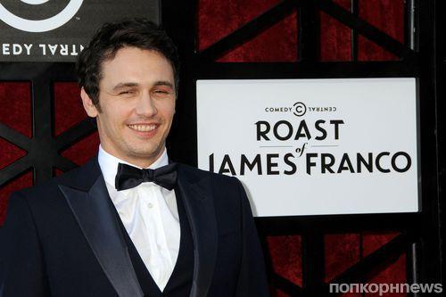 Джеймса Франко чествовали на канале  Comedy Central