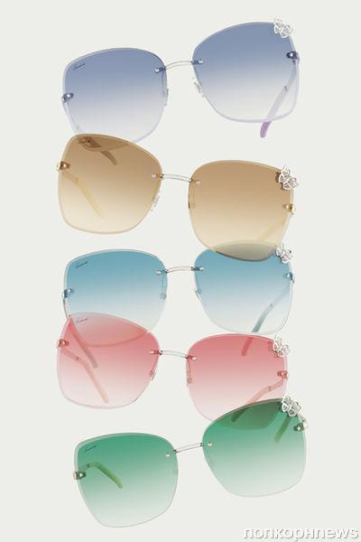 Коллекция солнцезащитных очков Gucci Flora Garden